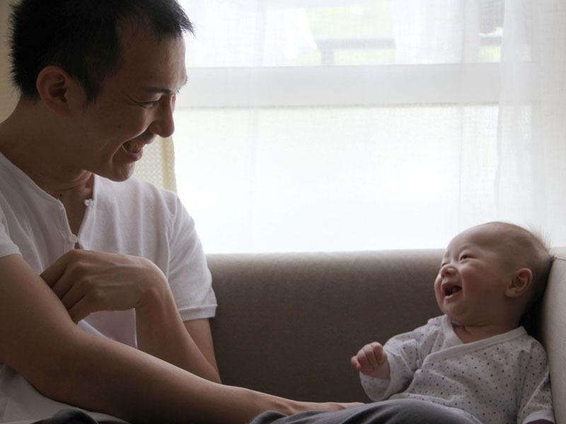 父子-1084 笑