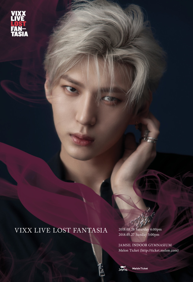VIXX LIVE LOST FANTASIA_LEO