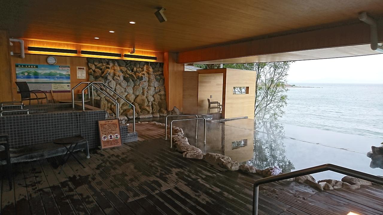 島原温泉 ホテル南風楼 施設・風呂編 (2018年3月)