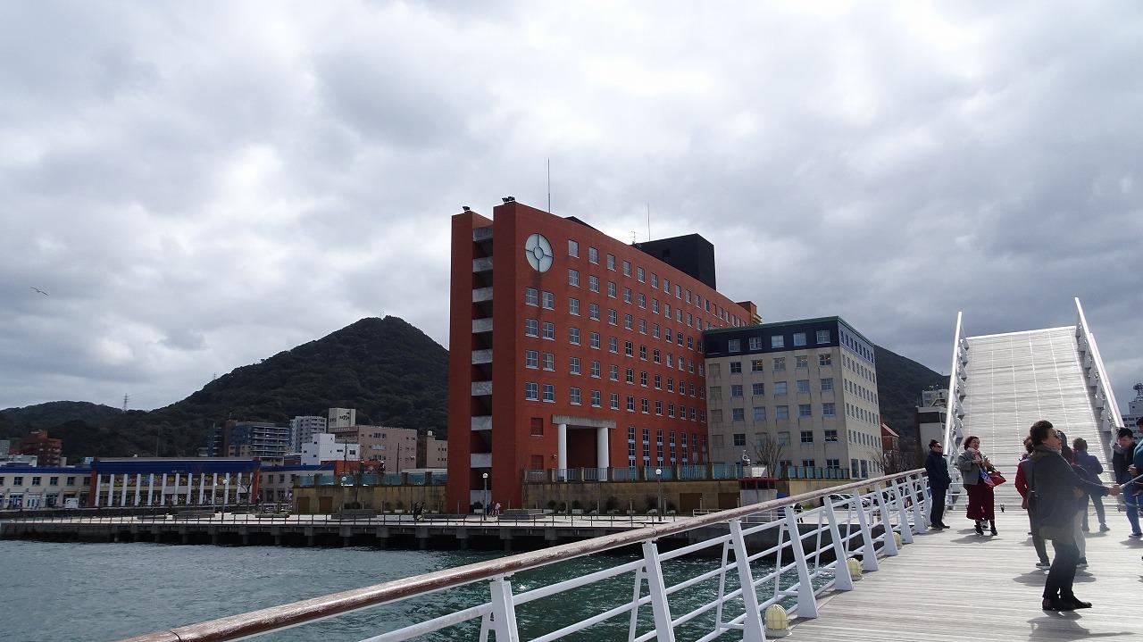 プレミアムホテル門司港  (2018年3月)