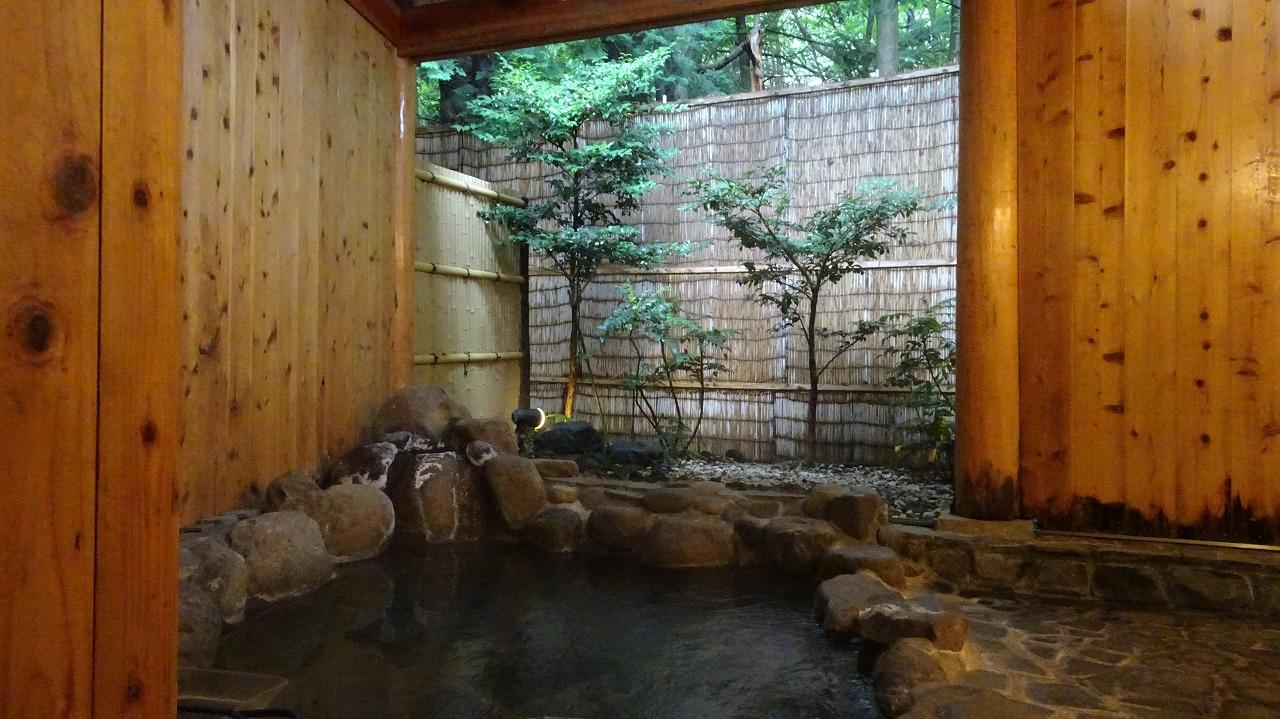 森のしずく 施設・部屋編 (2018年6月)