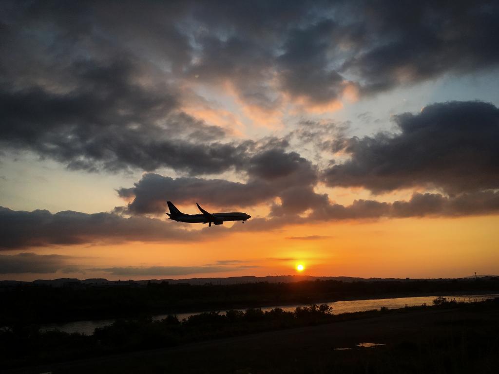 富山空港H30_6_1
