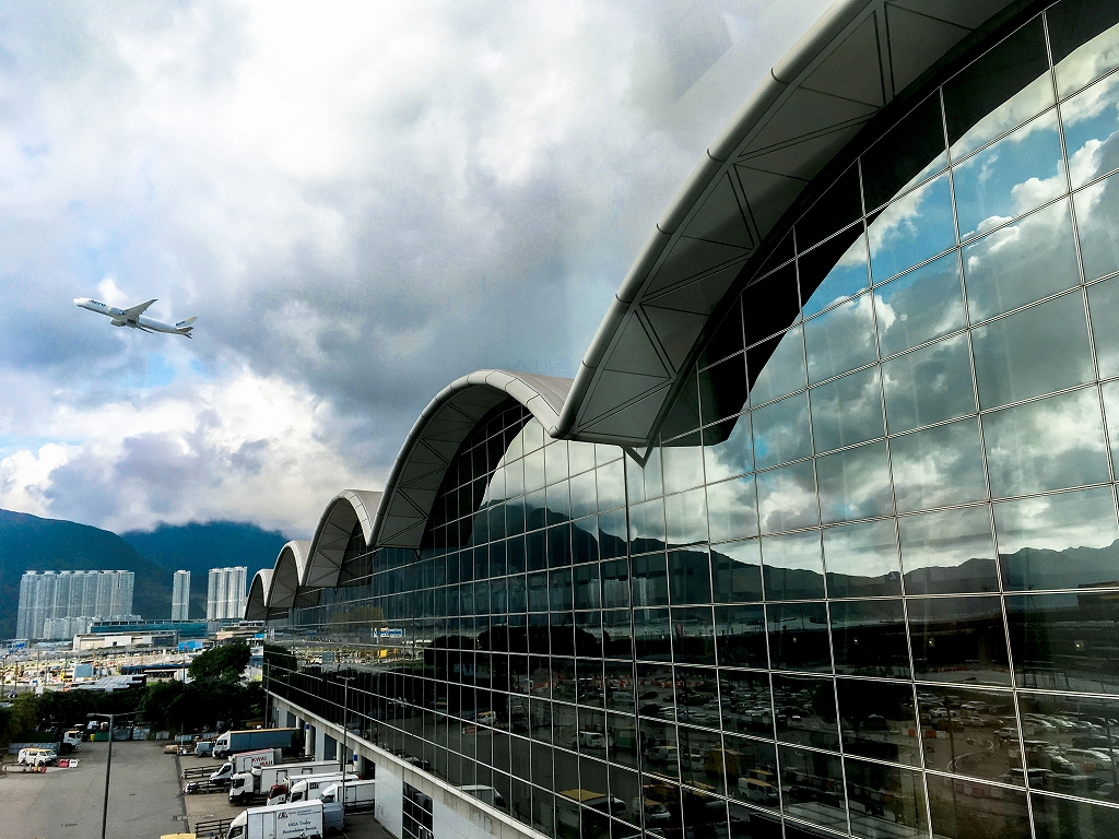 香港国際空港H30_6_21⑧