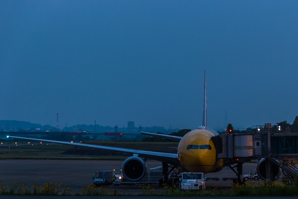 富山空港H30_6_8_1