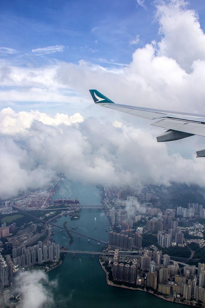 香港国際空港H30_6_21