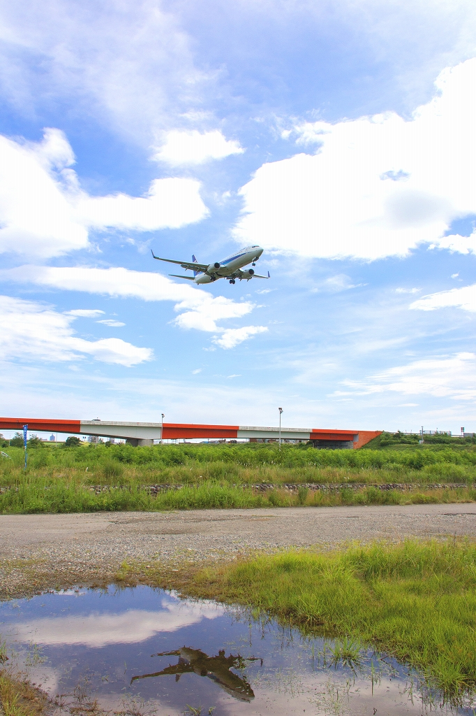 富山空港H30_7_1