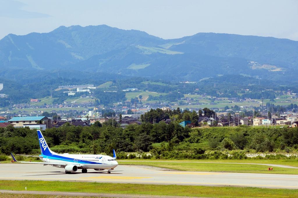富山空港H30_7_1②