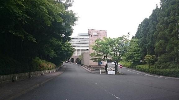 201806グランドプリンス京都外観 (2)