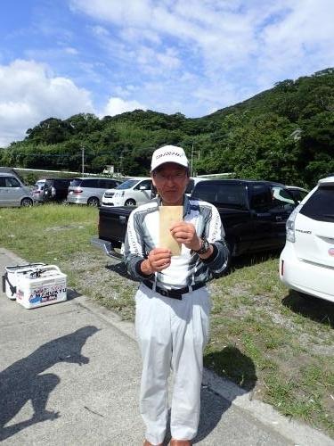 銀糸会29年度年間優勝者K氏