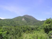 山の朝通信-蓼科山