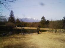 ペンション山の朝通信