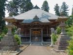 独鈷大日神社 (秋田県大館市比内 2017年撮影)01