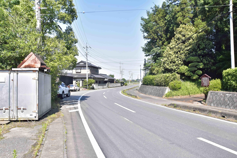 _DSC1820 関本宿 堀跡