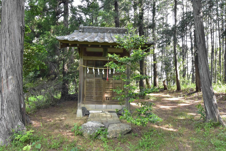 越畑 郭2  愛宕神社