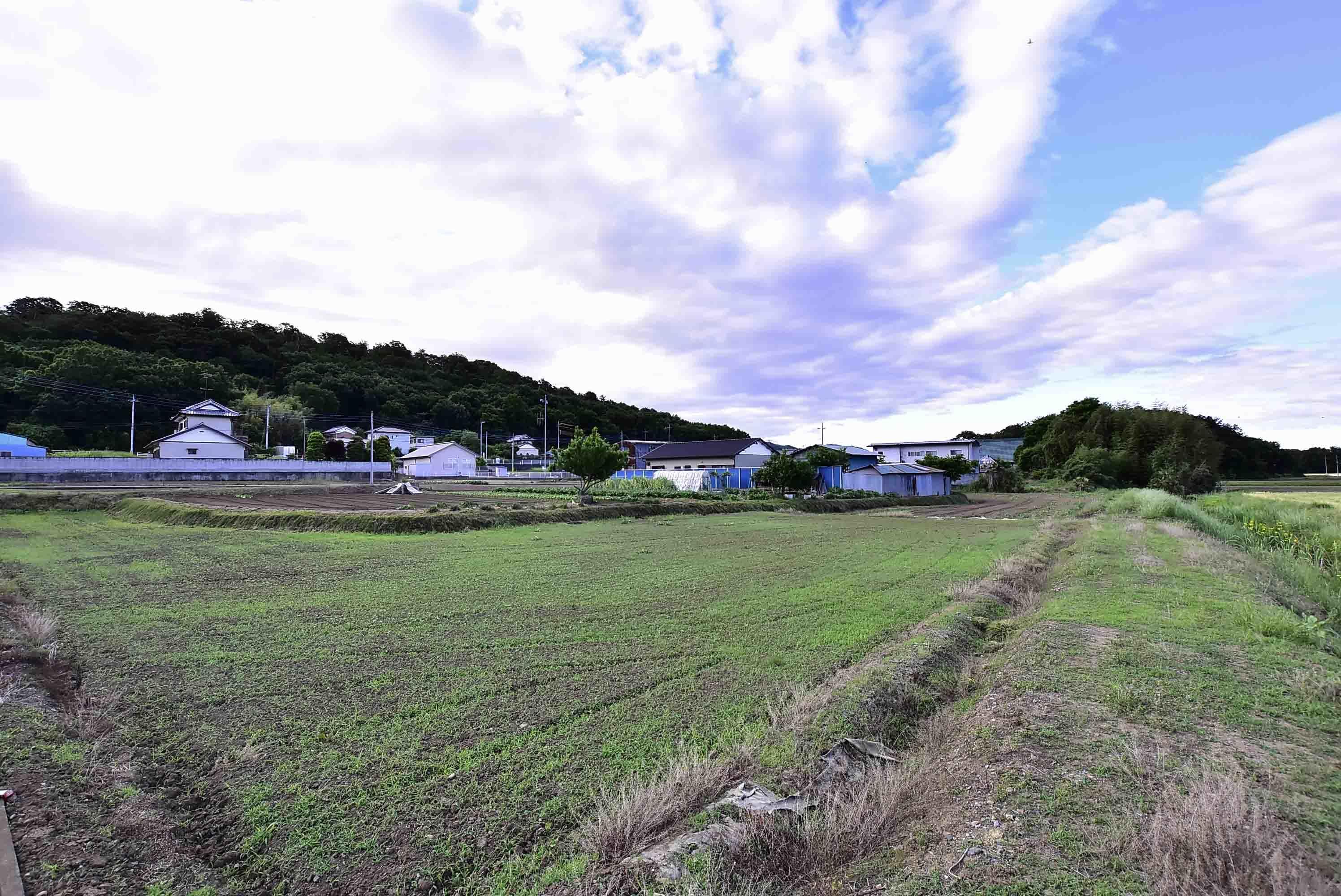 小倉城 遠景