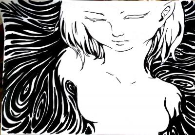 年輪 少女の夢