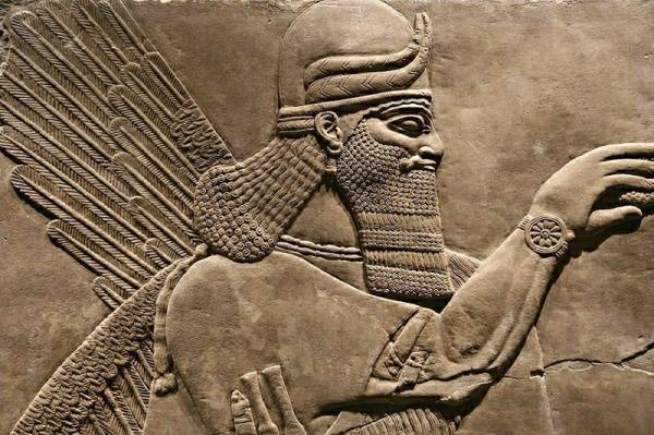 シュメール文明のイメージ