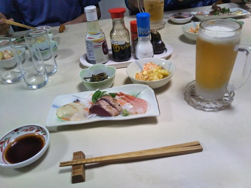 夕食料理1
