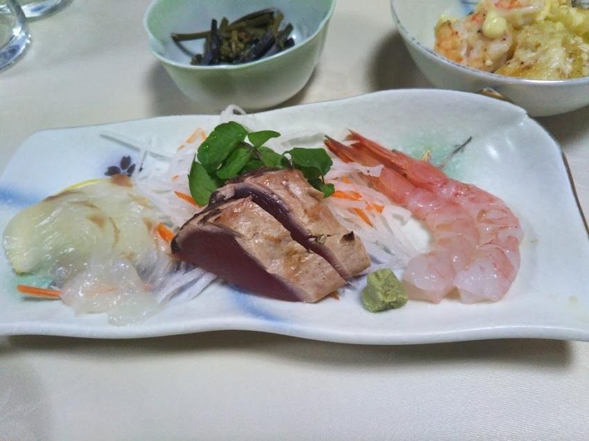 夕食料理2