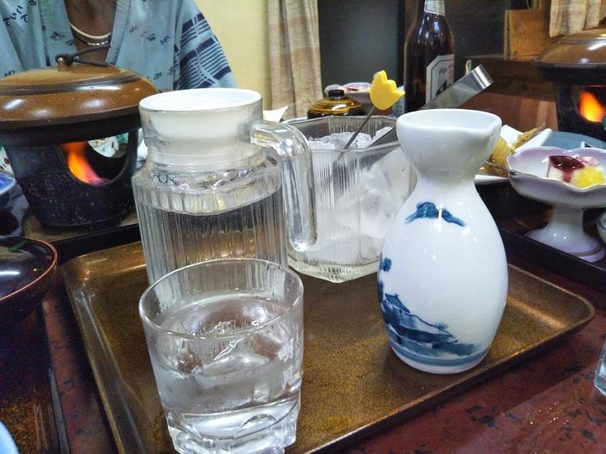 焼酎水割りセット
