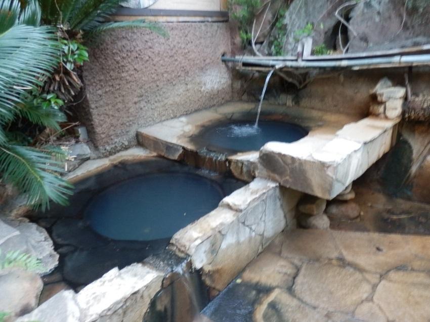 大浴場 五右衛門風呂