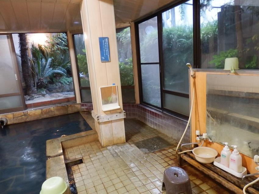 大浴場 内湯1