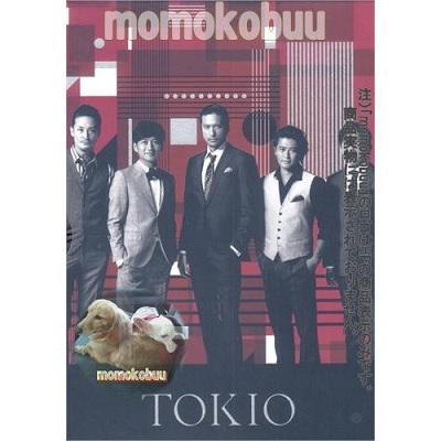 TOKIO ジャニーズショップ 公式 フォトBook(チケットファイル付冊子内)