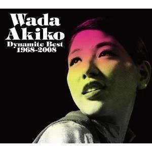 CD/和田アキ子/Wada Akiko Dynamite Best 1968-2008