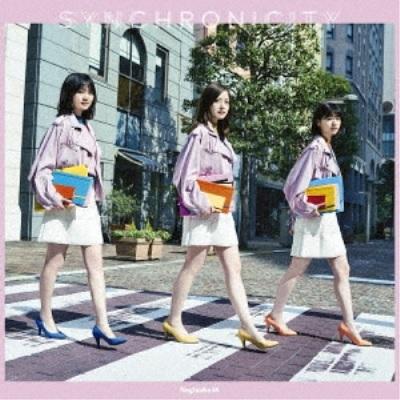 乃木坂46/シンクロニシティ《TYPE-A》 【CD+DVD】|Yahoo!ショッピング
