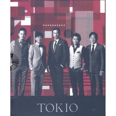 TOKIO ジャニーズショップ公式 新商品 フォトBook(チケットファイル付)