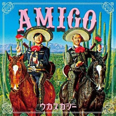 AMIGO (CD)/ ウカスカジー 桜井和寿