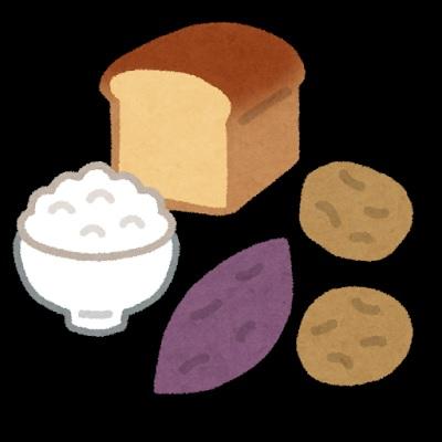 糖質の高い食品