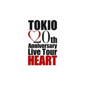 HMV&BOOKS online Yahoo!店 - TOKIO トキオ / TOKIO 20th Anniversary Live Tour HEART (DVD) 〔DVD〕|Yahoo!ショッピング