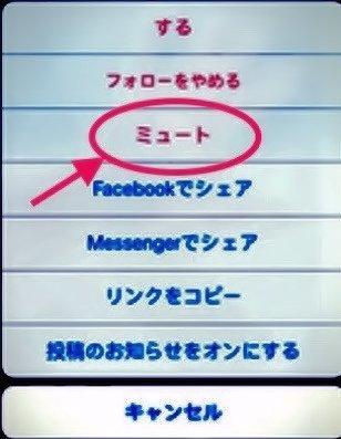 Instagramで「ミュート機能」が新登場、インスタフィードが非表示に