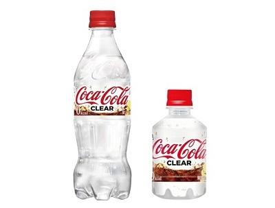 コカ・コーラ クリア