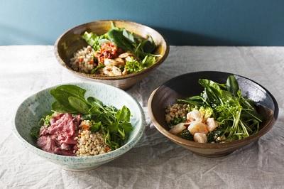 「タニタカフェ」旗艦店が有楽町にオープン、有機野菜の独自メニュー豊富