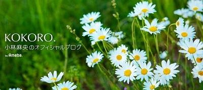 小林麻央さんのブログ「KOKORO.」