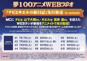 アニメ WEBラジオ