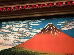 201859 東京国立演芸場 a 小俣道代さん提供。