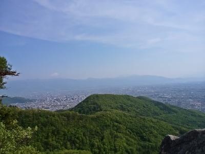 湯村山~白山トレッキング④