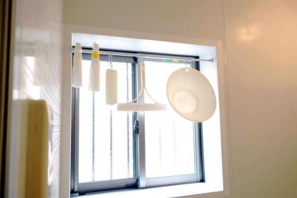 浴室・掃除道具収納①