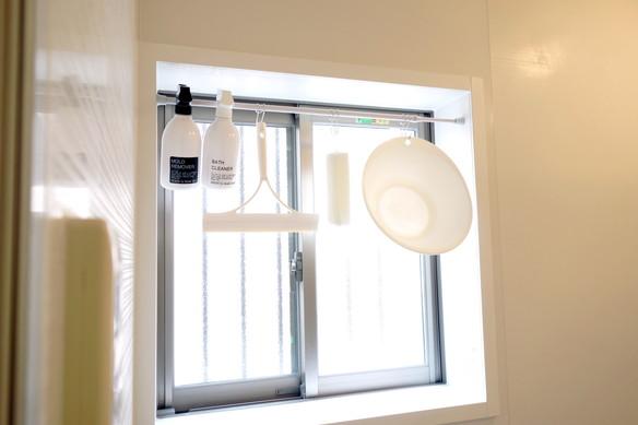 浴室・掃除道具収納・クレス・スプレーボトル①