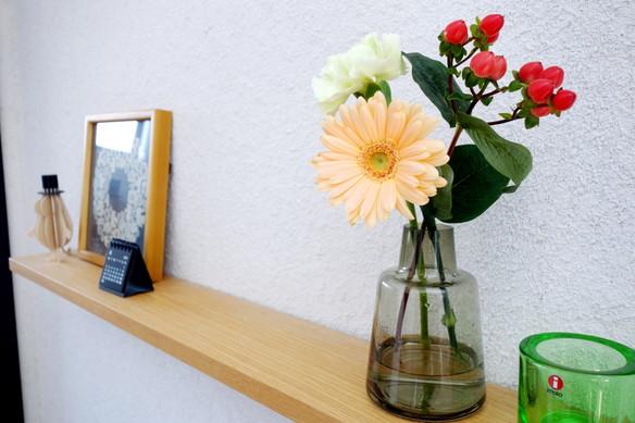 bloomee LIFE・リビング・テレビ上①