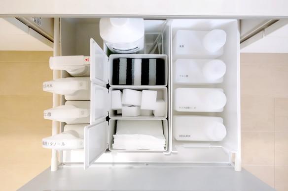 キッチン・食洗機下引出し・掃除用品⑤