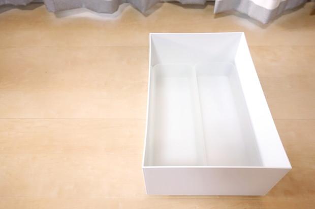 無印・PPケース・深+PP整理ボックス4①