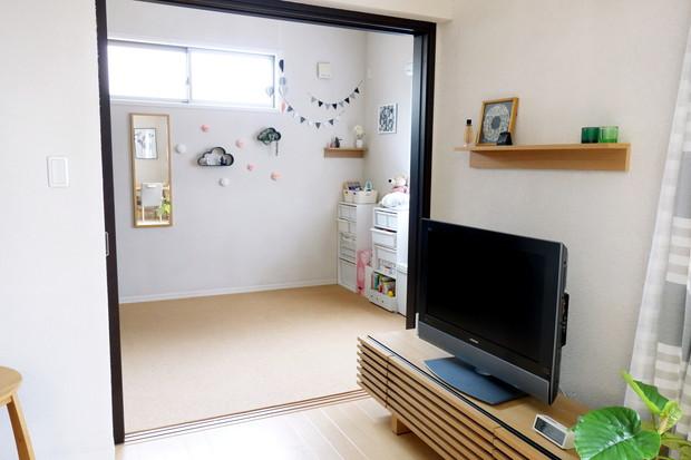 リビング・子供部屋②