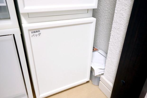 セブンプレミアムライフスタイル タンクタイプ除湿剤・クローゼット①