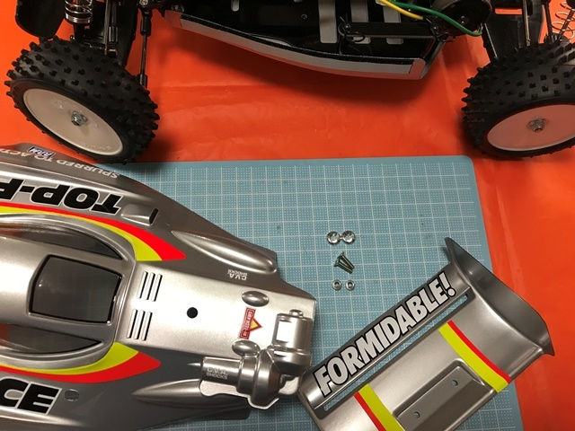 RC TOP-FORCE134