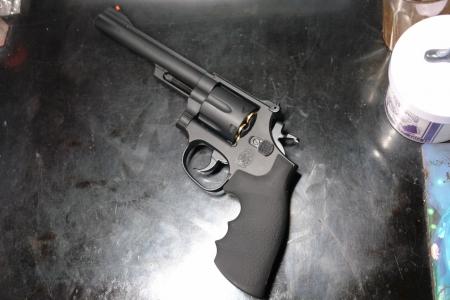 クラウンモデル S&W M19(6インチモデル) ③