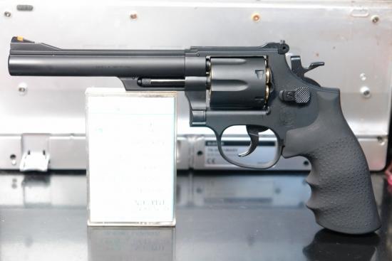 """クラウンモデル S&W M19(6インチモデル) ④ 「""""古風""""なのに現代的」"""